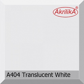 A404 Translucent White